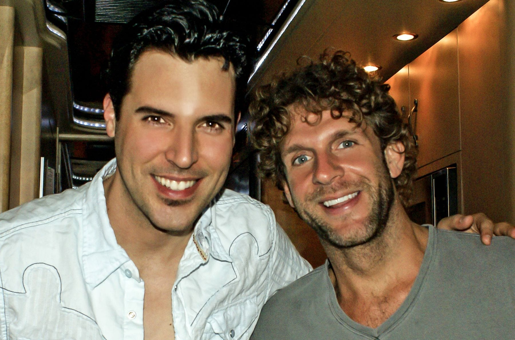 FRANKIE TOURS WITH BILLY CURRINGTON
