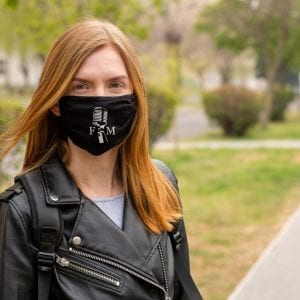 Frankie Moreno Face Mask